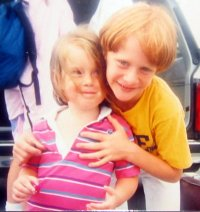 """Jennifer Shields and Michael Shields """"back in the day"""""""
